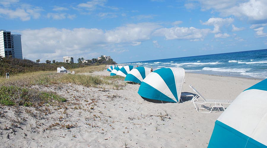 Boca Raton Beaches | Red Reef Park & South Inlet Park